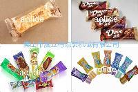 德芙巧克力|饼干包装机|糖果包装机|面包包装机