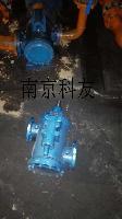 3GR100*2川润红狮水泥球磨机液压站螺杆泵