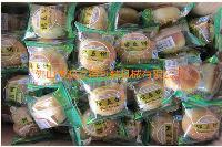绿豆饼包装机|充气饼干包装机|面包包装机