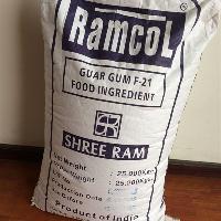 印度雪龙食品级瓜尔豆胶