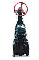 伞齿轮暗杆楔式闸阀Z545T/Z545W-10