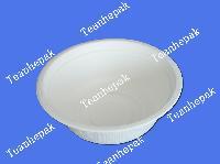 大量供应一次性纸浆餐碗 500ML纸碗