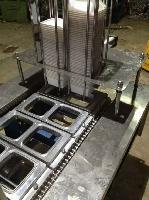 气动式快餐盒封口机 餐盒封口打包机