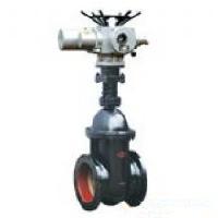 电动暗杆楔式单闸板闸阀Z945T/Z945W-10