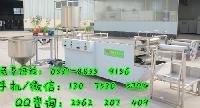 安庆一套全自动豆腐皮机设备多少钱 小型豆腐皮机价格