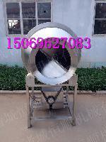304不锈钢自动出料酱菜厂专用滚筒拌料机