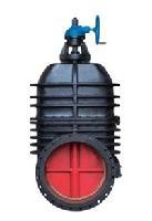 正齿轮传动暗杆楔式闸阀Z445T/Z445W-10