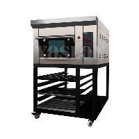 优思龙一层一盘豪华烤箱/畅销层炉/豪华披萨电烤炉/烘焙设备
