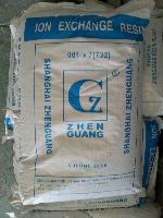 软化水锅炉阳树脂001*7-漂莱特树脂C100E