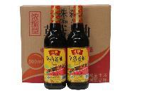 株森500mL草菇老抽(三级)