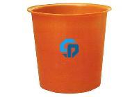 100升小型塑料蓝圆桶 食品级白圆桶