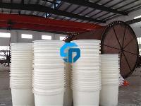 食品级塑料pe敞口圆桶-带规格表