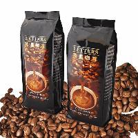 仙度士咖啡厂新鲜烘焙letters意大利咖啡豆