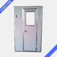 手动门彩钢板风淋室