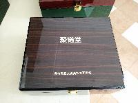 礼品盒海参木盒自带内盒手提袋厂家包邮