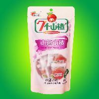 7个山楂 蜜饯果铺(山药山楂 酥爽圆片)新奇特休闲食品