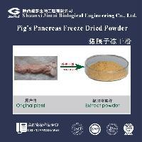 厂家直销 猪胰子冻干粉 优质保健品原料
