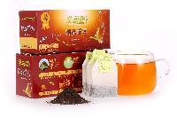 茶丽健 纯味普洱熟茶袋泡茶简易茶包40g
