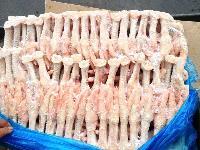 供应各类鸡副产品冷冻土鸡爪