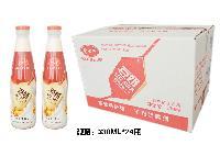 爱心牛豆奶代理 PE瓶装豆奶 瓶装豆奶厂家