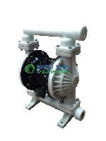 隔膜泵产家:QBY型气动隔膜浓浆泵
