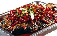 新雅轩 D106椒麻烤鱼酱 厂家定制 创新烤鱼