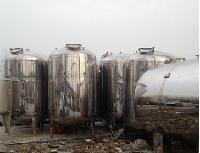 供应1-50吨二手不锈钢储罐设备