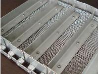 网链输送机挡板