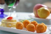 天妇罗虾球 炸虾球 日韩餐料理食材*