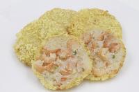 黄金虾饼 特级虾排 日韩餐料理食材*