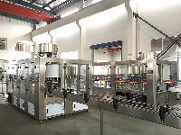 3000瓶/时 小型定量瓶装灌装设备