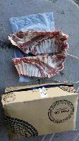新西兰128/130厂带骨羔羊排