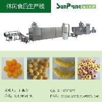 500kg/h食品膨化机械