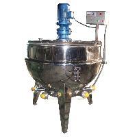 伯泰机械 电加热立式夹层锅