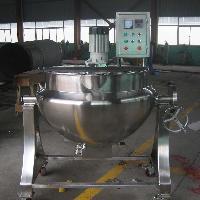 伯泰机械100L-1000L可倾式夹层锅