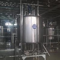 不锈钢卫生级配料搅拌调配罐