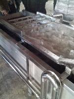清洗机 预煮机 蔬菜杀青   巴士杀菌流水线