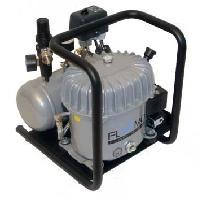 进口小型静音无油空压机