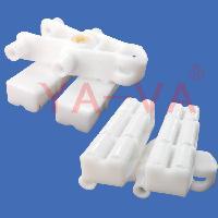 滚珠齿型链板YA-VA塑料链板