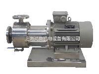 单级管线式乳化泵
