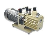 2XZ-1双级直联旋片泵