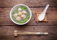 潮汕正宗高端品质良心食品鲜肉丸