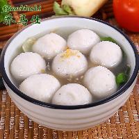 潮汕正宗高端品质鲜鱼丸