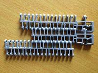 滚珠塑料网带链