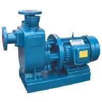自吸泵:ZWL型直联自吸式无堵塞排污泵