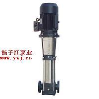 离心泵:CDLF立式卫生级不锈钢多级离心泵