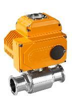 卫生级电动球阀Q981