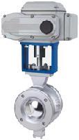 电动V型调节球阀VQ947