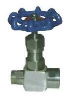 J21H内外螺纹压力表针型阀