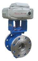 电动V型调节球阀ZDRV